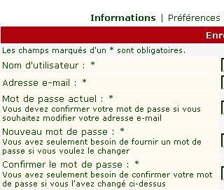 """Problème de """"Mot de passe"""" ? Screen11"""