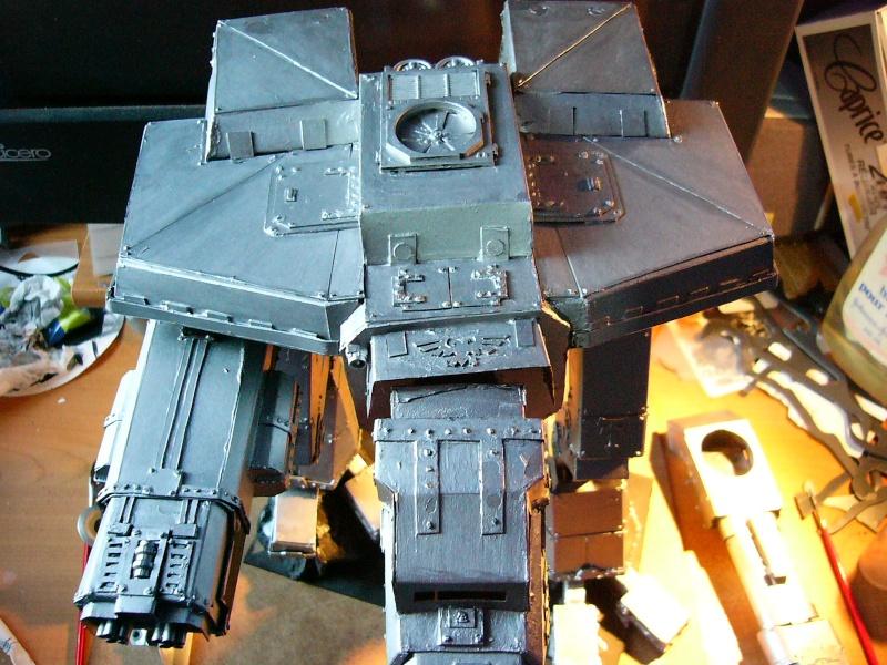 Modeliste : Titan Warhound P1000711