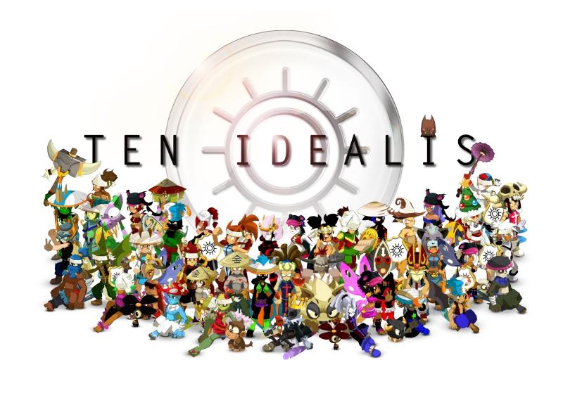 Ten Idealis - eine Dofus-Gilde auf Echo