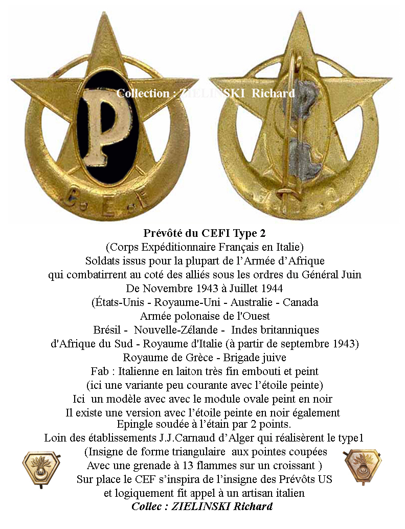 Prévôté du CEFI Przovz19