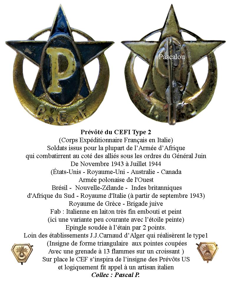 Prévôté du CEFI Przovz20