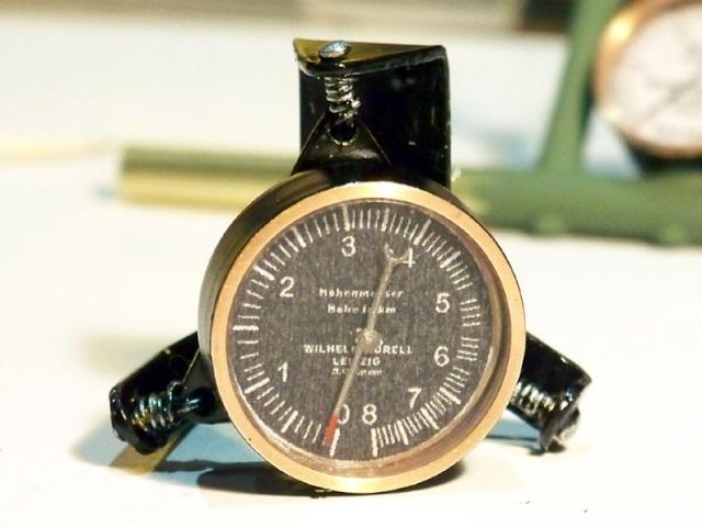 Fokker DR.I  -  DeAgostini-Umbau, M 1:6 Instru11