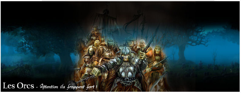 Les Orcs