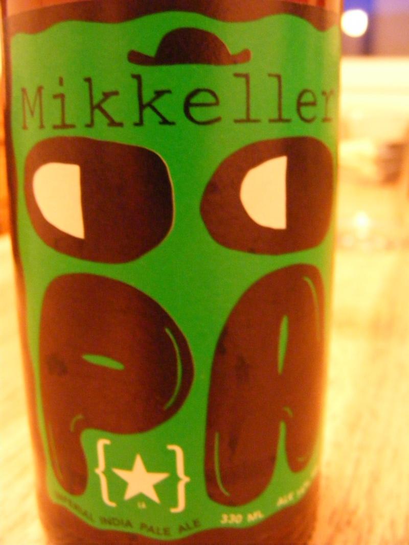 Mikkeller...tenez vous bien ! Dscf8613