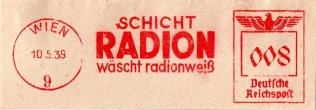Österreichische Absenderfreistempel  Wien_915