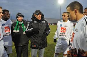 [CFA] 17 ème journée : SR Colmar / FC Mulhouse : le derby 20091217