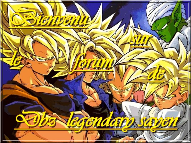 dbz legendary sayen