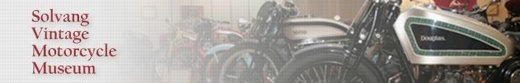 Solvang Vintage Motorcycle Museum Banner10