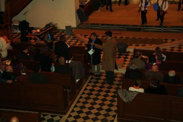 Concert de chant choral à Wangen le 6 décembre 2009 à 17h Concer11