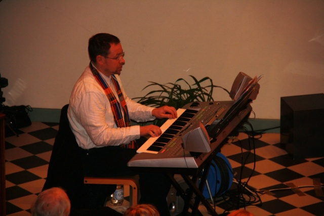 Concert de chant choral à Wangen le 6 décembre 2009 à 17h Concer17