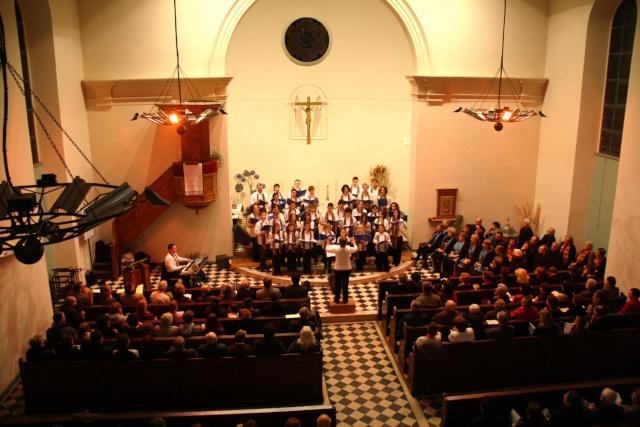 Concert de chant choral à Wangen le 6 décembre 2009 à 17h Concer22