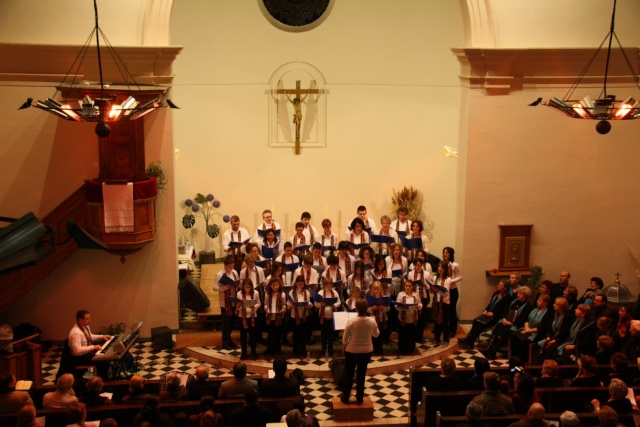 Concert de chant choral à Wangen le 6 décembre 2009 à 17h Concer25