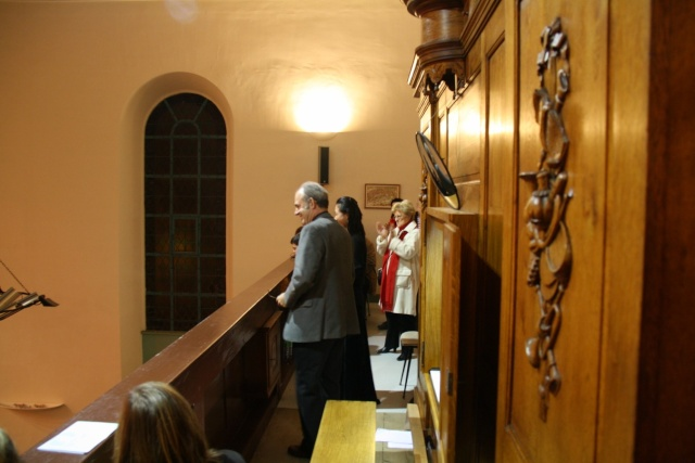Concert de chant choral à Wangen le 6 décembre 2009 à 17h Concer27