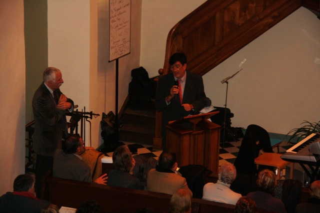 Concert de chant choral à Wangen le 6 décembre 2009 à 17h Concer32