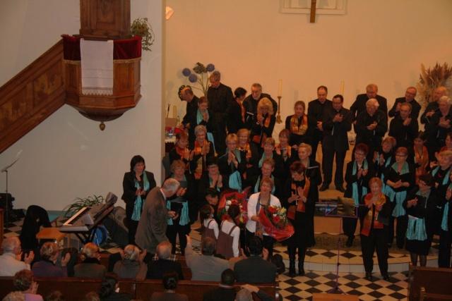 Concert de chant choral à Wangen le 6 décembre 2009 à 17h Concer33
