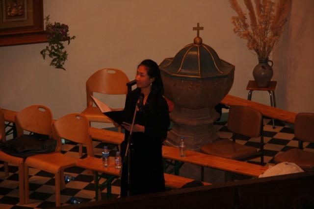 Concert de chant choral à Wangen le 6 décembre 2009 à 17h Concer37