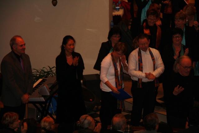 Concert de chant choral à Wangen le 6 décembre 2009 à 17h Concer38