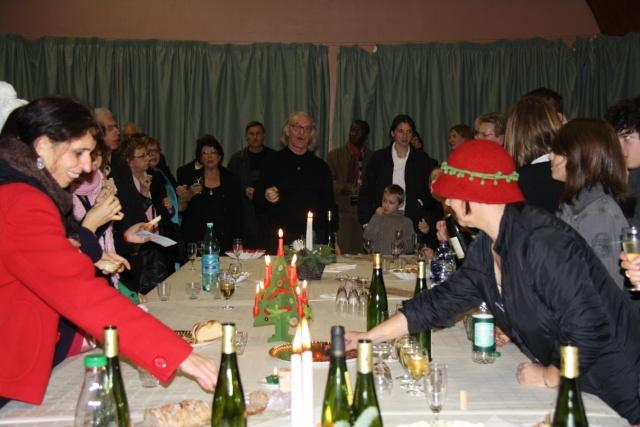 Concert de chant choral à Wangen le 6 décembre 2009 à 17h Concer41
