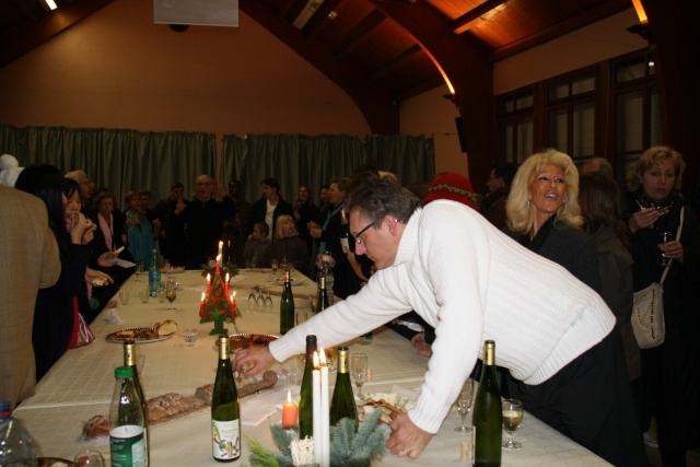 Concert de chant choral à Wangen le 6 décembre 2009 à 17h Concer42