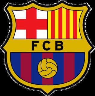 FC Barcelona : Logo Barcel10