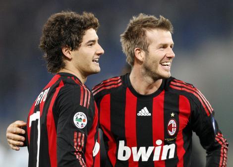 AC Milan : Pato dhe beckham David_10