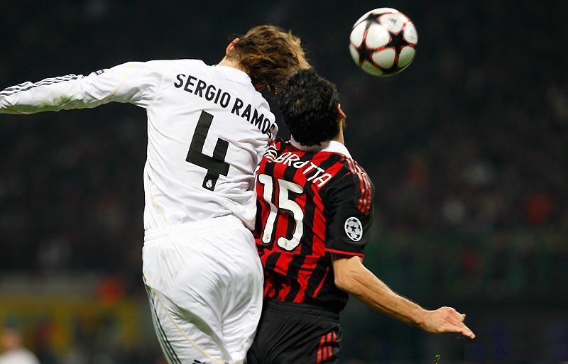 AC Milan : Zambrota dhe Ramos Ramosl10