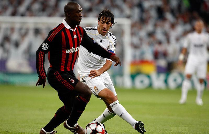 AC Milan : Seedorf dhe Raul Raulse10