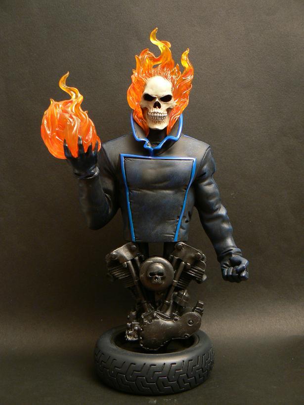 """MOTARD FANTÔME """"J.Blaze"""" (Ghost Rider) P1070412"""