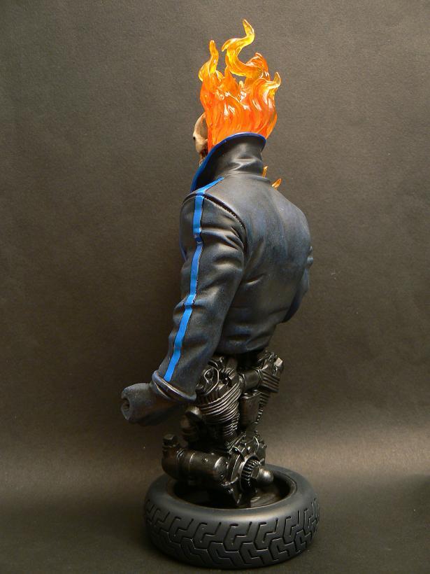 """MOTARD FANTÔME """"J.Blaze"""" (Ghost Rider) P1070415"""