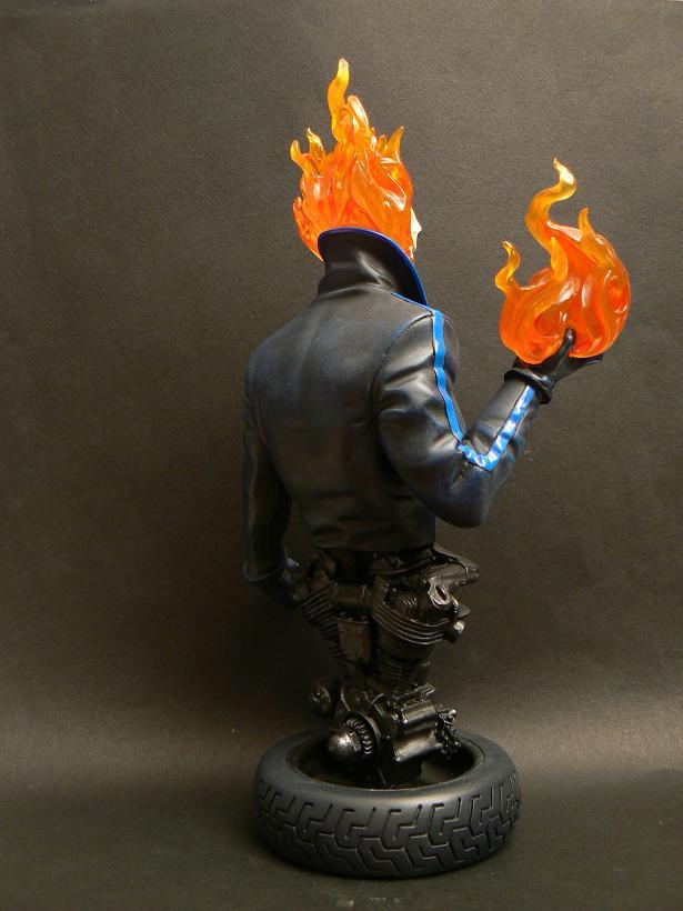 """MOTARD FANTÔME """"J.Blaze"""" (Ghost Rider) P1070417"""