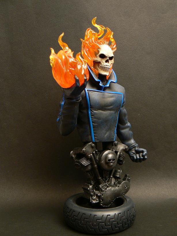 """MOTARD FANTÔME """"J.Blaze"""" (Ghost Rider) P1070419"""