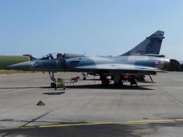 Dassault Mirage 2000 RDI P1050810