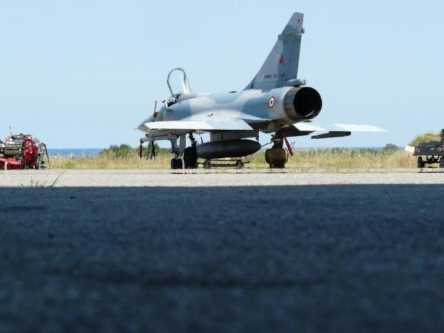Dassault Mirage 2000 RDI P1050910