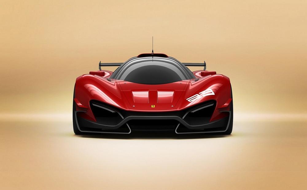 2013 - [Ferrari] Xezri Competizione (Design Samir Sadikhov) Ferrar12