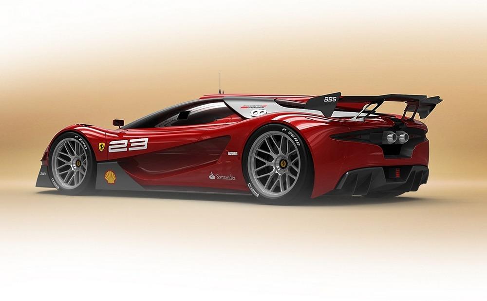 2013 - [Ferrari] Xezri Competizione (Design Samir Sadikhov) Ferrar13
