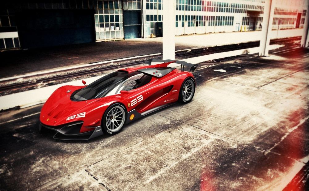 2013 - [Ferrari] Xezri Competizione (Design Samir Sadikhov) Ferrar15