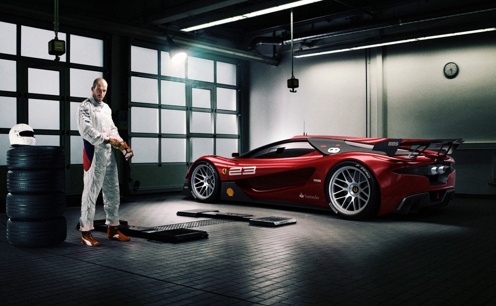 2013 - [Ferrari] Xezri Competizione (Design Samir Sadikhov) Ferrar16