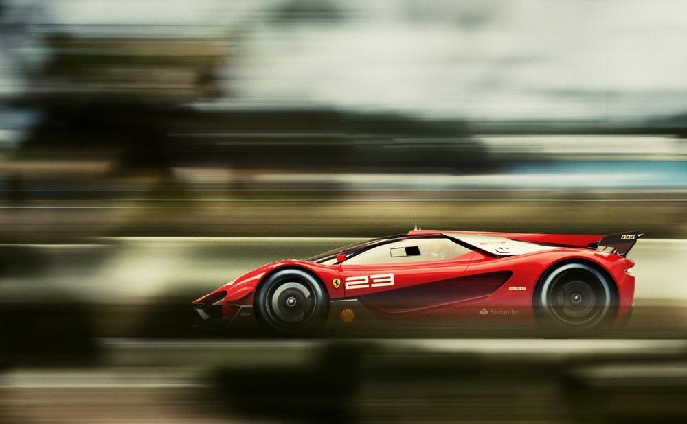 2013 - [Ferrari] Xezri Competizione (Design Samir Sadikhov) Ferrar19