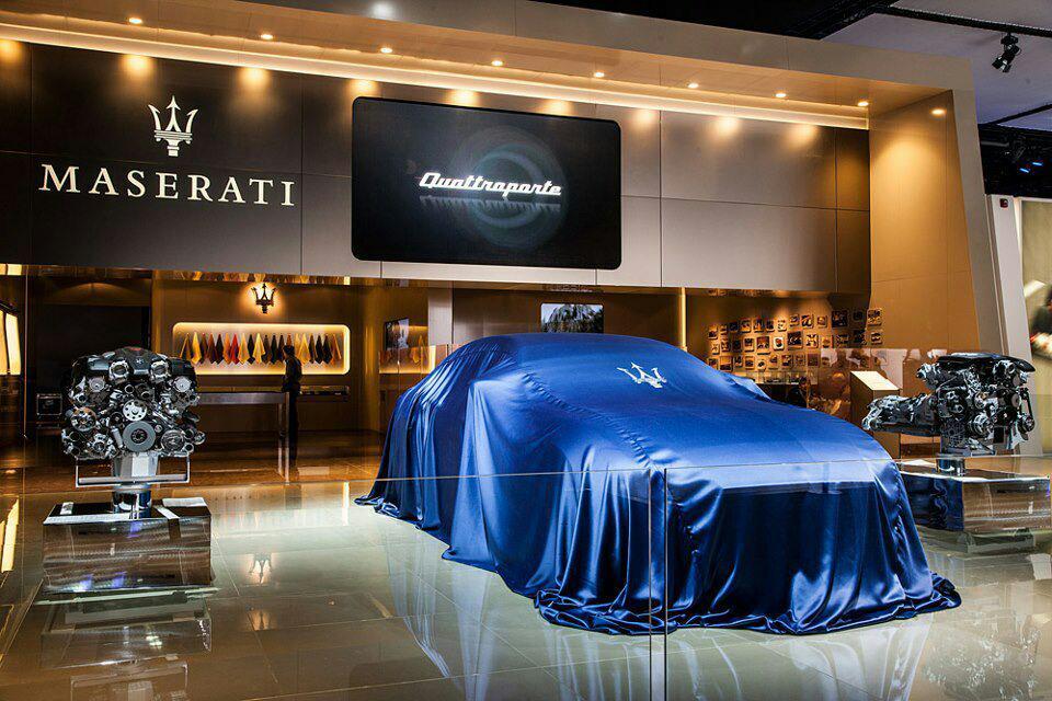 2012 - [Maserati] Quattroporte [M156] - Page 11 Masera10
