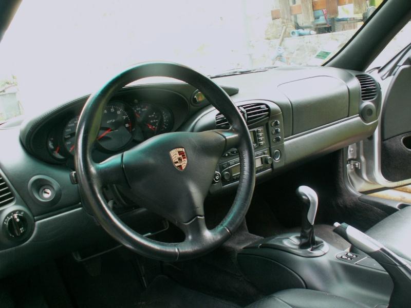 sieges et volant 996 GT3 Pict0112