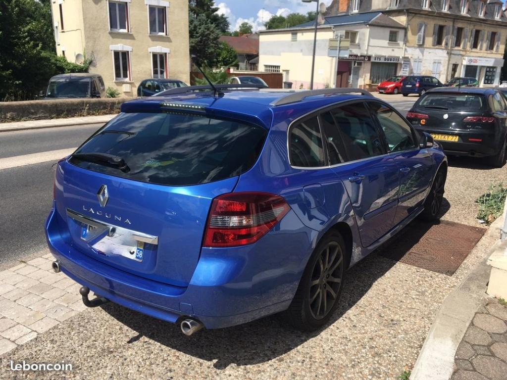 [Arnold95] Laguna III.3 Estate GT 175ch 2014 bleu malte 78491710
