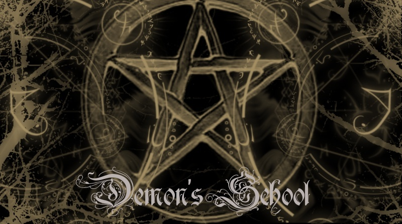 >>> Demons-School <<< Newlog10