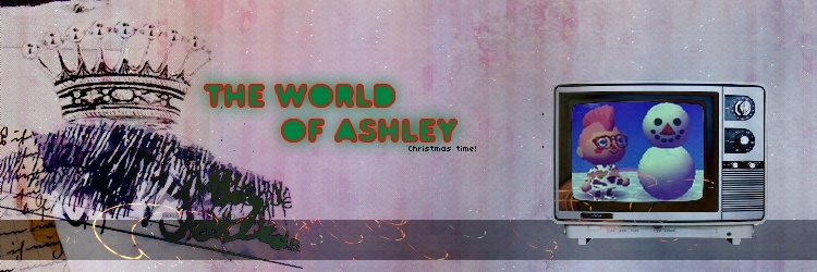 The World Of Ashley