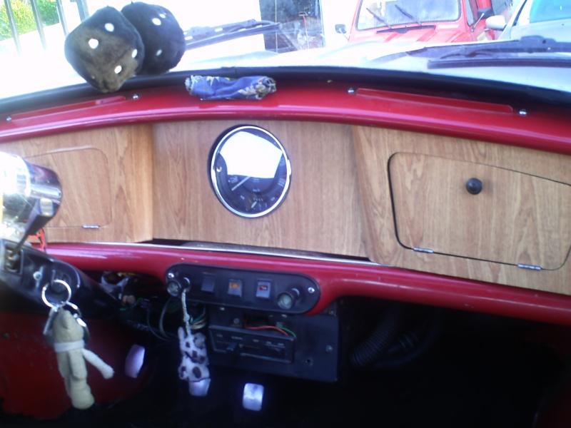 Austin Mini De 84