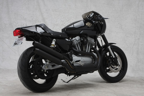 HARLEY XR 1200 EXTRA !!! Photo410