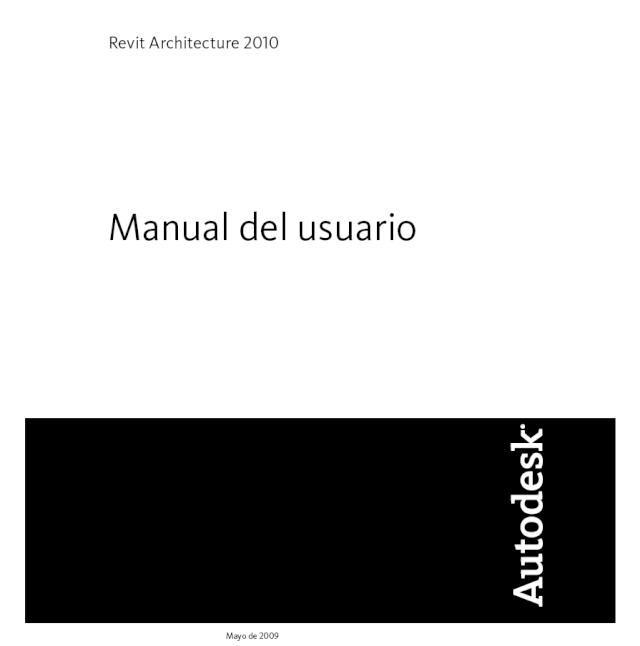 Manual del usuario Revit Architecture 2010 Manual11