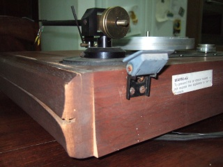 Acoustic Research The Turntable (Used)