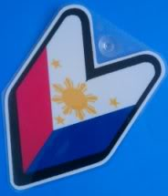 EOI: Custom JDM Badge, Philippine style. Jdmpin10