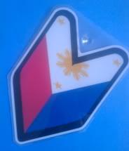 EOI: Custom JDM Badge, Philippine style. Jdmpin11