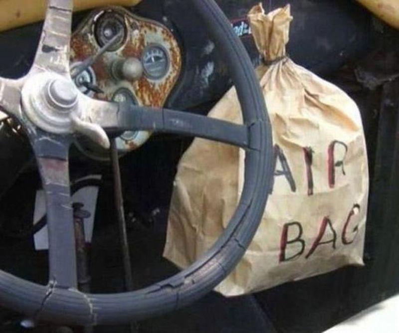 AIR BAG pour voiture ancienne (toutes  marques) Airbag10